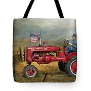 Dreams Of Yesteryear Tote Bag by Betty LaRue