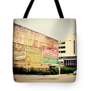 Drink Coca Cola Tote Bag by Scott Pellegrin