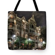 Driskill Hotel Tote Bag by Jane Linders