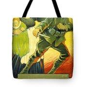 Drive Them Out Tote Bag by Ugo Finozzi