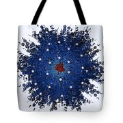 Dual Citizenship 1 Tote Bag by First Star Art