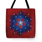 Dual Citizenship 2 Tote Bag by First Star Art