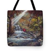 Duality Tote Bag by Ricardo Chavez-Mendez