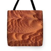 Dune Patterns - 247 Tote Bag by Paul W Faust -  Impressions of Light