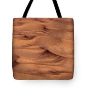 Dune Patterns - 248 Tote Bag by Paul W Faust -  Impressions of Light