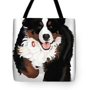 Dylan Rocks Tote Bag by Liane Weyers