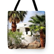E. Stewart Williams Home Palm Springs Tote Bag by William Dey