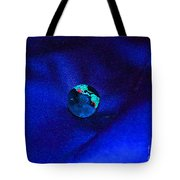 Earth Alone Tote Bag by First Star Art