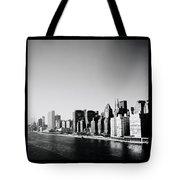 East River New York Tote Bag by Shaun Higson