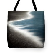 Ebb And Flow Tote Bag by Dave Bowman