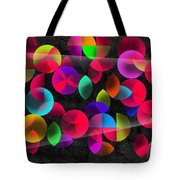 Echoes Tote Bag by Mark Ashkenazi