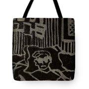 Edgar Tote Bag by Erika Chamberlin
