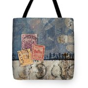 Egyptian Skies Tote Bag by Carol Leigh