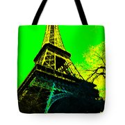 Eiffel 20130115v2 Tote Bag by Wingsdomain Art and Photography