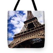 Eiffel tower Tote Bag by Elena Elisseeva