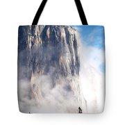 El Capitan Tote Bag by Bill Gallagher