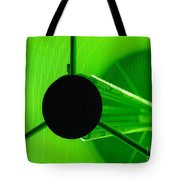 Electromagnetic Radiation Tote Bag by Charles Dobbs