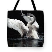 Elegance In Motion 2 Tote Bag by Sharon Talson