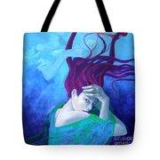 Elegy Tote Bag by Dorina  Costras