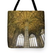 Elgin Cathedral Community - 20 Tote Bag by Paul Cannon