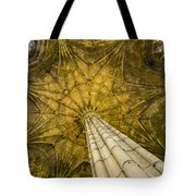 Elgin Cathedral Community - 21 Tote Bag by Paul Cannon