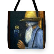 Eli Remembers Tote Bag by Gail Kirtz