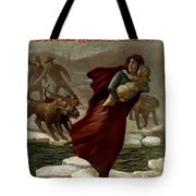 Elizas Escape Tote Bag by Terry Reynoldson