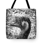 Emu Head Tote Bag by Wim Lanclus