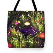 Enchanted Meadow Tote Bag by Anastasiya Malakhova