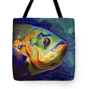 Enchanted Reef Tote Bag by Scott Spillman