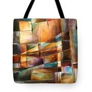 'endless Shift' Tote Bag by Michael Lang