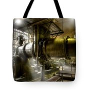 Engine Room Tote Bag by Heiko Koehrer-Wagner