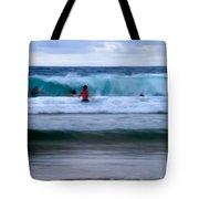 Enjoy The Ocean 2 Tote Bag by Hannes Cmarits