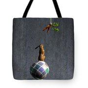 Equilibrium II Tote Bag by Cynthia Decker