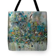 Equilibrium Tote Bag by Katie Black