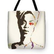 Erykah Badu Tote Bag by Stormm Bradshaw