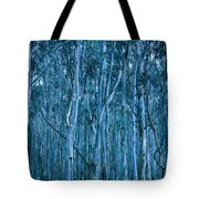 Eucalyptus Forest Tote Bag by Frank Tschakert