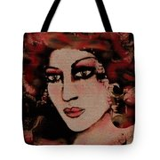 Eva Tote Bag by Natalie Holland