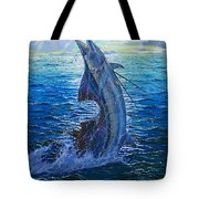 Evening Bite Tote Bag by Carey Chen