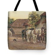 Evening Tote Bag by Joseph Harold Swanwick