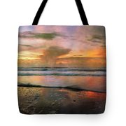 Every Day is a New Beginning Tote Bag by Betsy C  Knapp