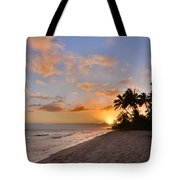 Ewa Beach Sunset 2 - Oahu Hawaii Tote Bag by Brian Harig