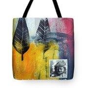 Exhale Tote Bag by Linda Woods