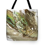 Explore Tote Bag by Karina Llergo