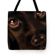 Eyes Tote Bag by Veronica Minozzi