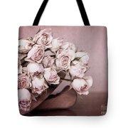 Fade Away Tote Bag by Priska Wettstein