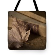 Fading Tote Bag by Amy Weiss