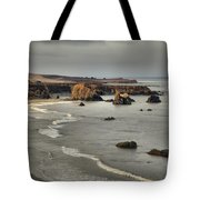 Faint Patches Of Sun Tote Bag by Adam Jewell