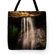 Fairy Falls Tote Bag by Loriental Photography