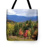 Fall Foliage Tote Bag by Kerri Mortenson